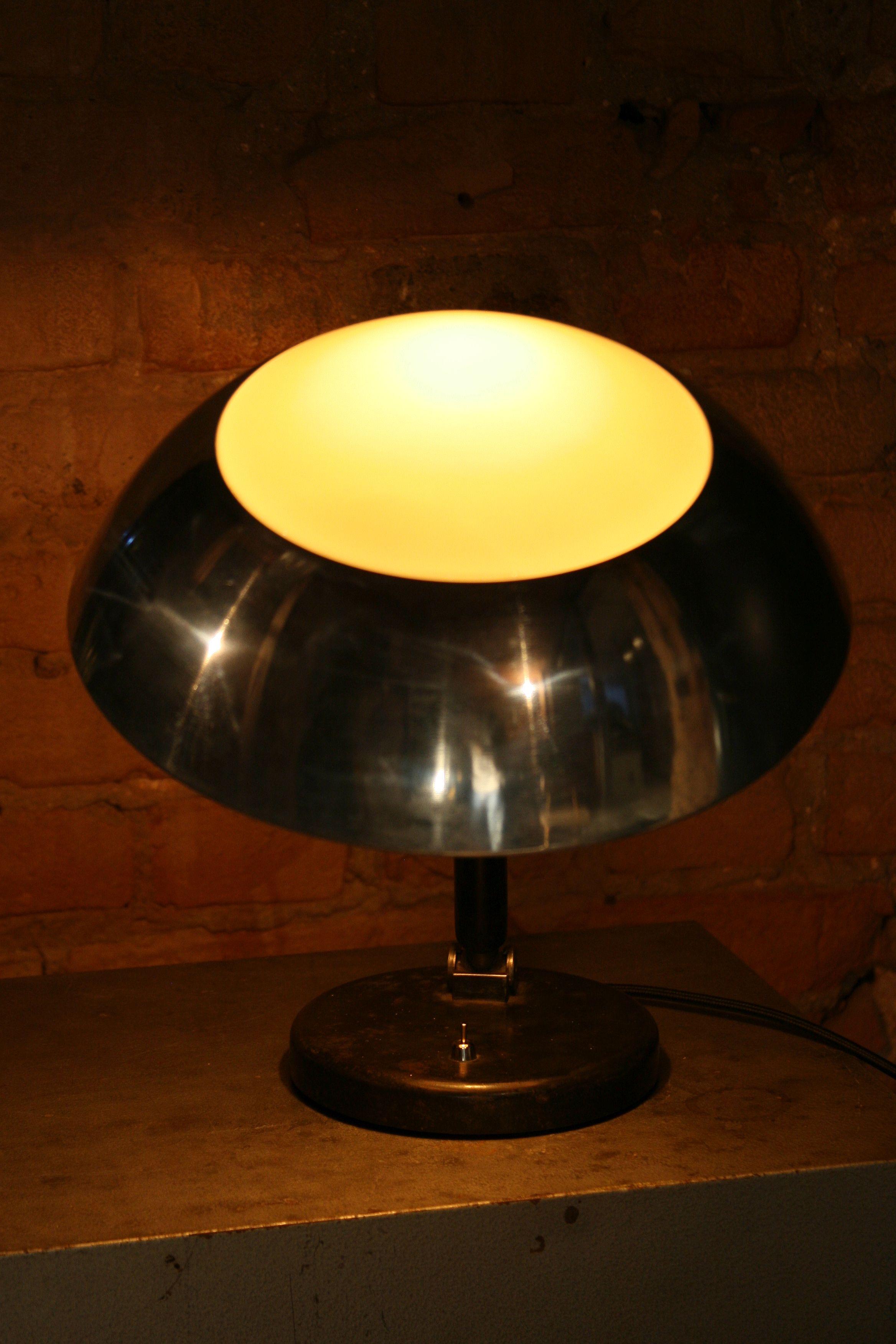 Modne ubrania Lampa Biurkowa Art Deco Projektu Karla Traberta   Upstream Factory YN85