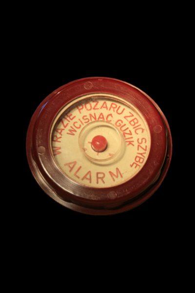 Alarm Button Type W-4519-001