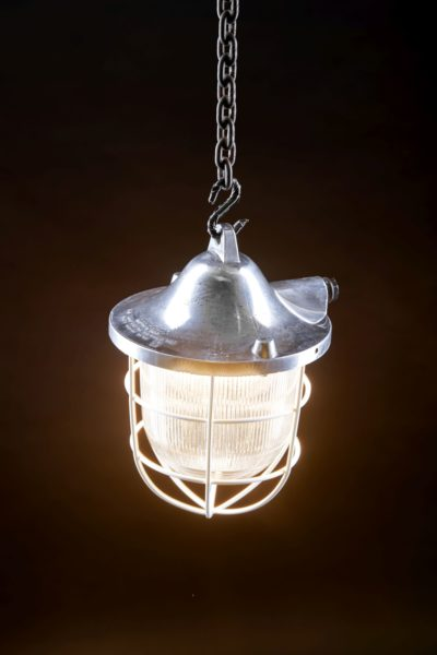 C-150 Lamp Polished
