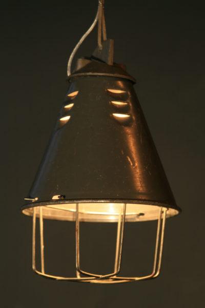 """Model P 250 """"Kwoka"""" Lamp"""